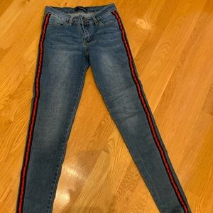 Girls Contraband brand stretch.  Jeans.  Size 16.